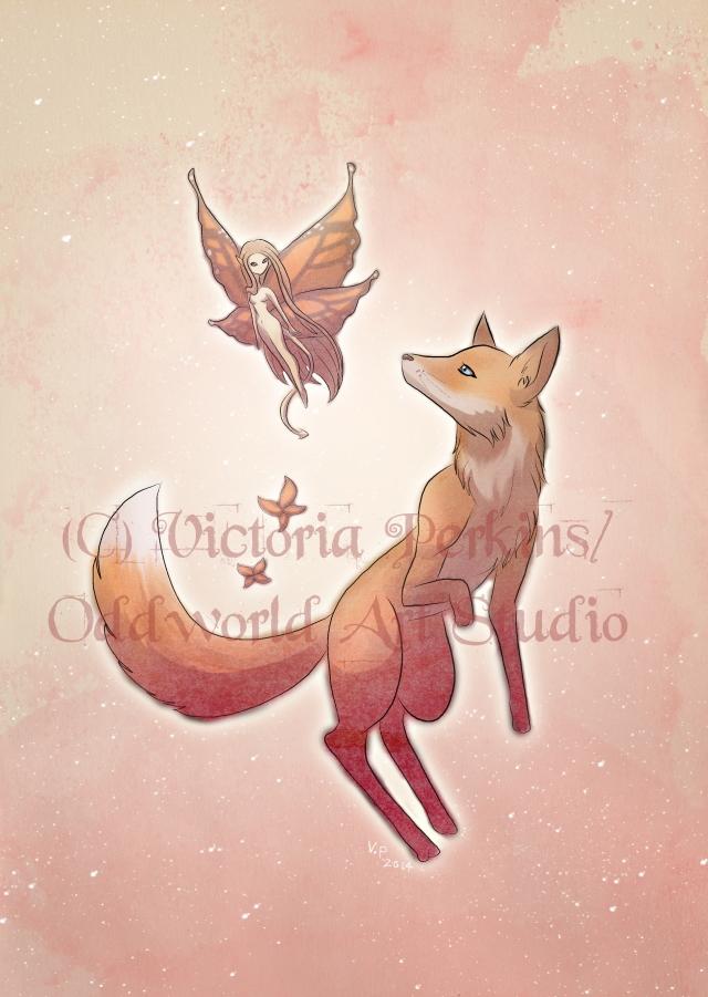 Fox & Fae_copyright