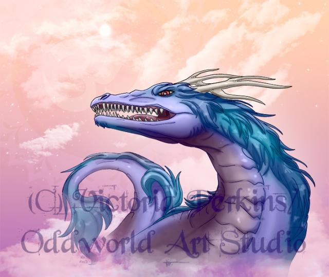 Sahasrara Dragon_copyright