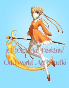Orange Cream Death